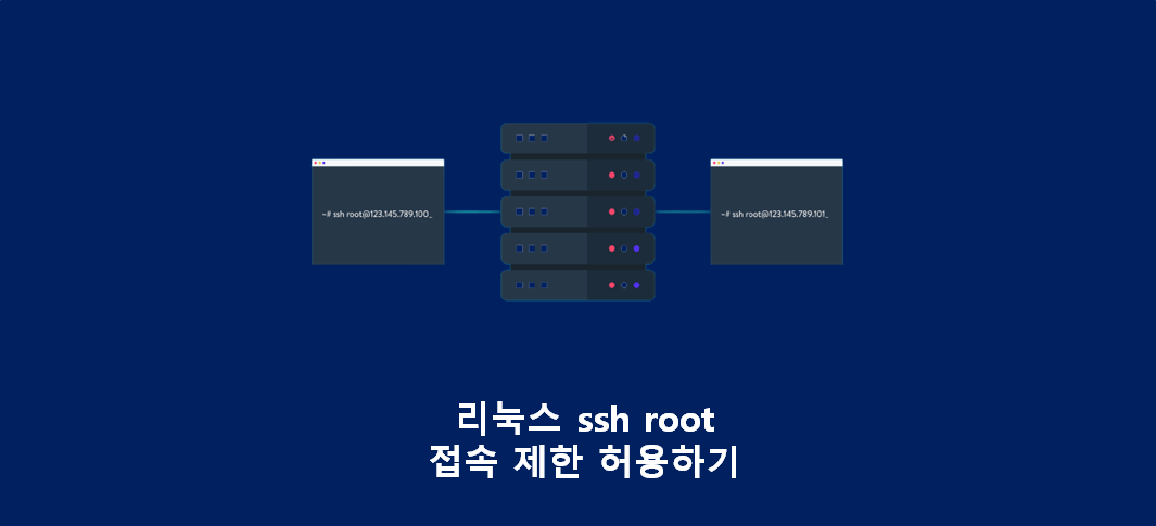 ssh root allow deny